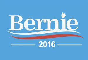 Bernie 2016 (Baby Blue)