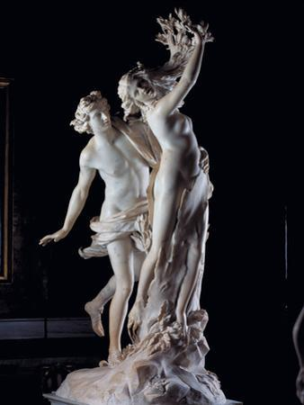 Apollo and Daphne by Bernini Gian Lorenzo