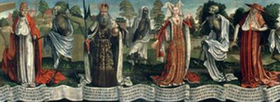 Danse Macabre (Detail) by Bernt Notke