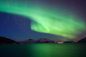 Northern Lights by Bernt Olsen