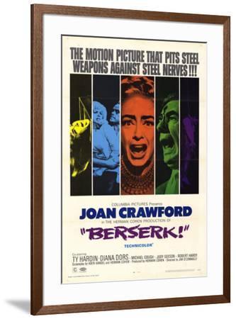 Berserk!--Framed Poster