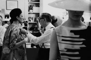 Vogue - March 1963 by Bert Stern