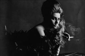 Vogue - November 1962 - Smoky Sophia by Bert Stern