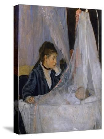 Le Berceau (The Cradle) by Berthe Morisot