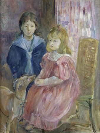 Les Enfants de Gabriel by Berthe Morisot