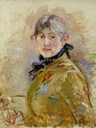 Self Portrait, 1885