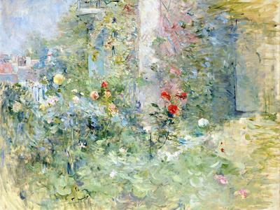 The Garden at Bougival, 1884