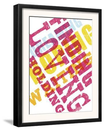 Modern Love Graphic Print