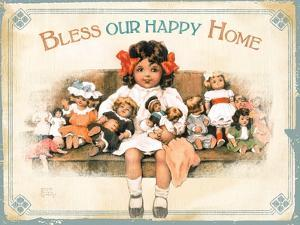 Our Happy Home by Bessie Pease Gutmann