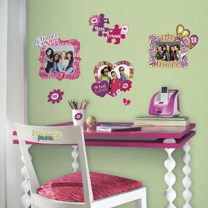 Best Friends Forever Peel And Stick Wall Decals