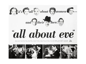 "Best Performance, 1950 ""All About Eve"" Directed by Joseph L. Mankiewicz"