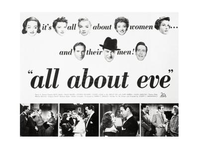 """Best Performance, 1950 """"All About Eve"""" Directed by Joseph L. Mankiewicz"""