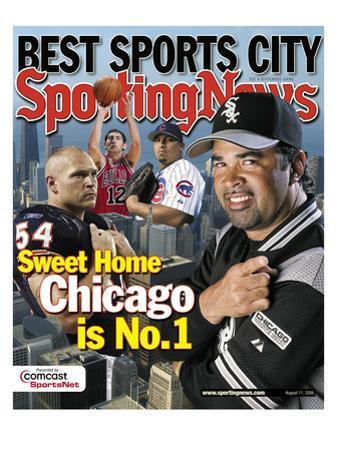 Best Sports City Chicago - August 11, 2006