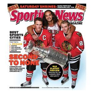 Best Sports City Chicago - October 11, 2010