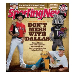 Best Sports City Dallas - October 10, 2011