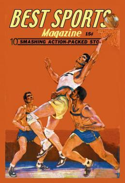 Best Sports Magazine: Basketball