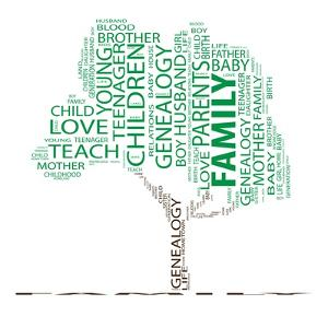High Resolution Concept Or Conceptual Green Text Word Cloud Or Tagcloud As A Tree Isolated by bestdesign36