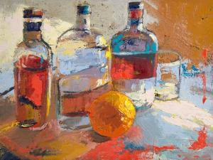 Bourbon L'Orange by Beth A. Forst