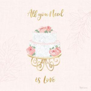 All You Need is Love IX Pink by Beth Grove