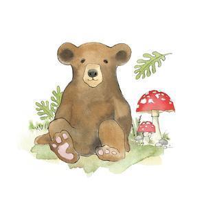 Baby Woodland II by Beth Grove