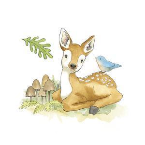 Baby Woodland III by Beth Grove
