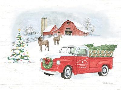 Farmhouse Holidays V Truck