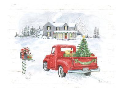 Farmhouse Holidays VI Truck