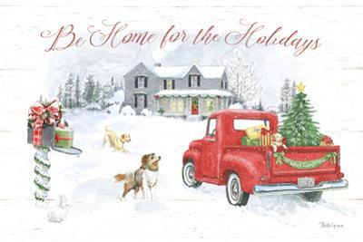 Farmhouse Holidays VI by Beth Grove