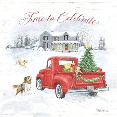 Farmhouse Holidays VIII by Beth Grove