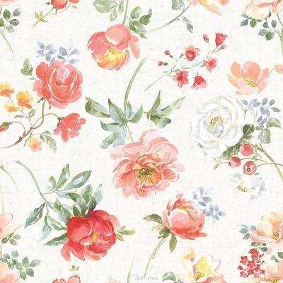 Floral Focus Pattern IA