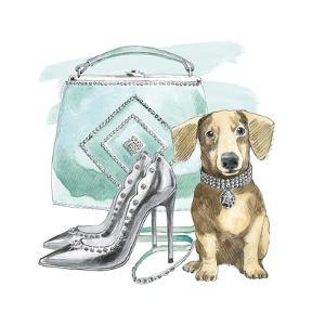 Glamour Pups III by Beth Grove