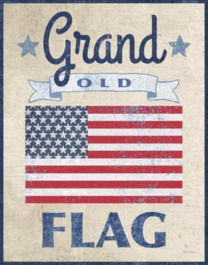 Grand Old Flag Dark by Beth Grove