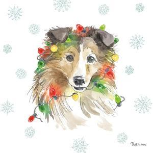 Holiday Paws IX by Beth Grove