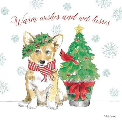 Holiday Paws V by Beth Grove