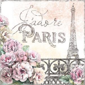 Paris Roses III by Beth Grove