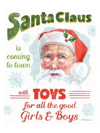 Santa Signs II