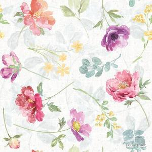 Springtime Bloom Pattern I by Beth Grove