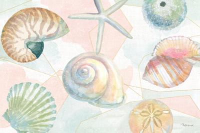 Watercolor Coast IV by Beth Grove