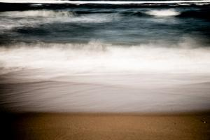 Ocean Waves IV by Beth Wold