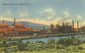 Bethlehem Steel, Bethlehem, Pennsylvania