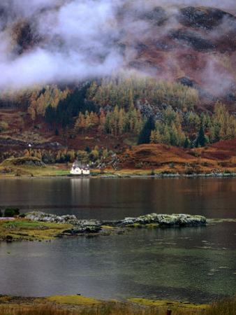 Clouds Over Loch Duich, Dornie, United Kingdom by Bethune Carmichael