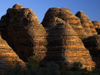 Sandstone and Conglomerate Domes of Bungle Bungle Range, Western Australia by Bethune Carmichael