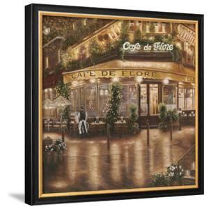 Café de Flore by Betsy Brown