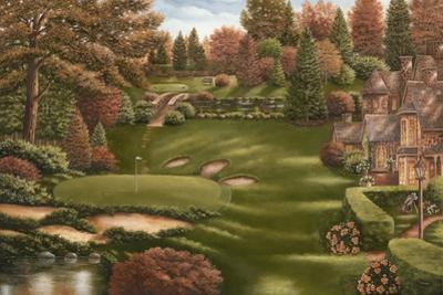 Country Club Landscape by Betsy Brown