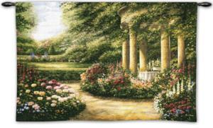 Rose Garden II by Betsy Brown