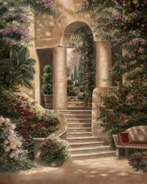 Watson's Garden II by Betsy Brown