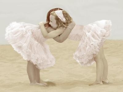 Friendly Hug by Betsy Cameron