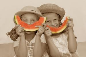 Watermelon Smiles by Betsy Cameron