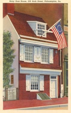 Betsy Ross House, Philadelphia, Pennsylvania