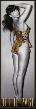 Bettie Page Leopard